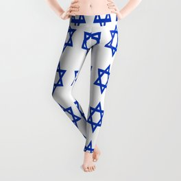 Star of David Leggings