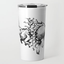 Roadkill Travel Mug
