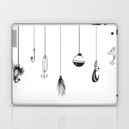 Fishing Lures Laptop & iPad Skin