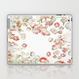 Ethereal Pastel Summer Garden Laptop & iPad Skin