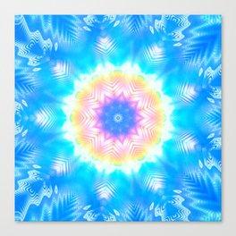 Rainbow Starlight Canvas Print