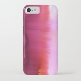 Flood Red iPhone Case