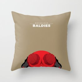 Hellboy Throw Pillow
