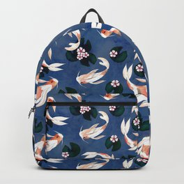Japanese carps Backpack