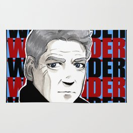 Kurt Wallander, Henning Mankel, Kenneth Branagh Rug
