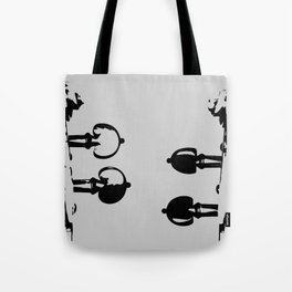 Violin Background Tote Bag