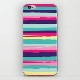 Stripe Play iPhone Skin