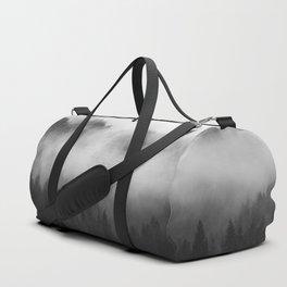 Foggy Forest Duffle Bag