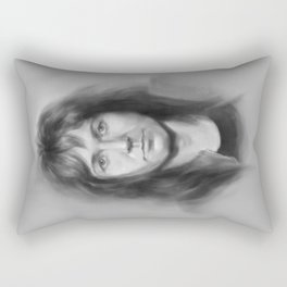 Blackie Lawless Rectangular Pillow