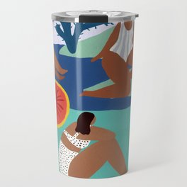Fruity Bay Travel Mug