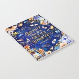 Dream up Notebook