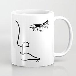 I see flowers Coffee Mug