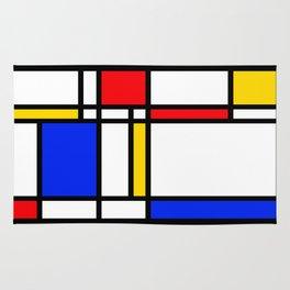 Mondrian Rug