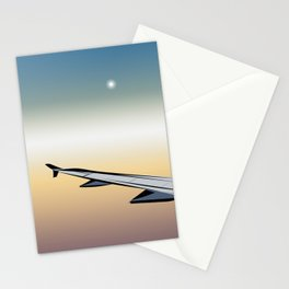 Airplane Views #1 Stationery Cards