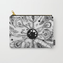 Born Galazy - Xtreme Pointillism Carry-All Pouch