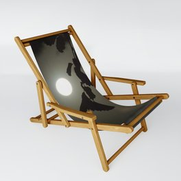 By the light of the full moon Sling Chair