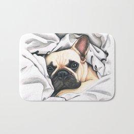 French Bulldog - F.I.P. - Miuda Frenchie Bath Mat