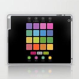 Dj Electronic Music Laptop & iPad Skin