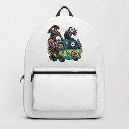 The Massacre Machine Backpack