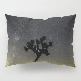 Milky Way at Joshua Tree Pillow Sham