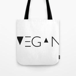 vegan me Tote Bag