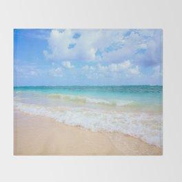 Beach Throw Blanket