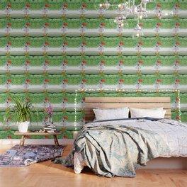 The Umbella girl With crocodile Wallpaper