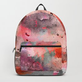 Water Color Madness Backpack