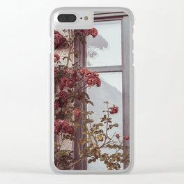 Old feelings Clear iPhone Case