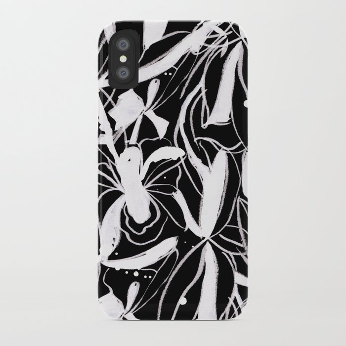 Snowy Forest II iPhone Case