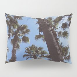 PALM SIDE VIBES Pillow Sham