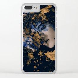 Golden Raven | Baekhyun Clear iPhone Case