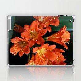 Jungle Floral Laptop & iPad Skin