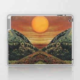 Sunset vibes Laptop & iPad Skin