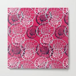 Maisy Bloom Metal Print