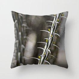 Life custody Throw Pillow