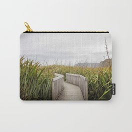 Grassy Pathway- New Zealand Carry-All Pouch