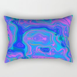 Psyche Me Out Rectangular Pillow