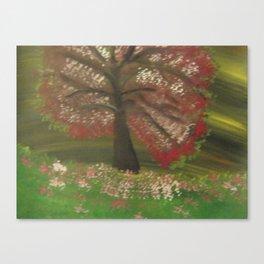 Dead Fall Canvas Print