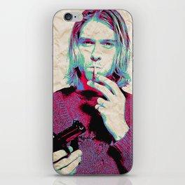 Kurt i iPhone Skin