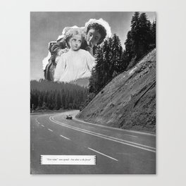 New Vistas Canvas Print