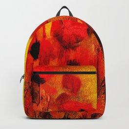 FLOWERS - Poppy reverie Backpack