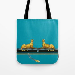 Panther Unchained Tote Bag