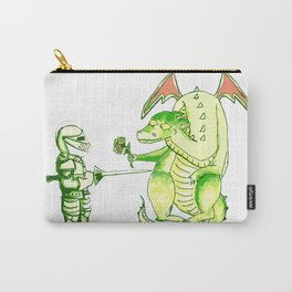 Good v.s. Evil? Carry-All Pouch
