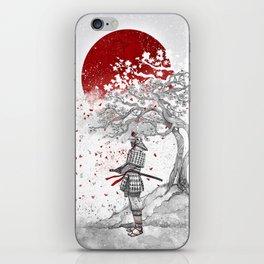 Kireji (cutting word) iPhone Skin