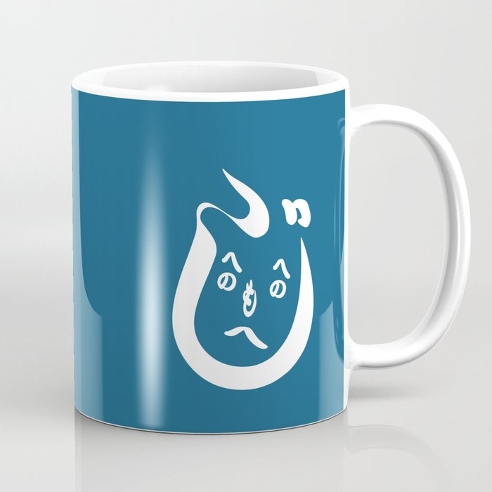 HeNoHeNoMoHeJi Coffee Mug