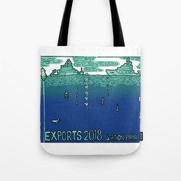 EXPORTS 2018 Tote Bag