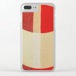 Cacao Clear iPhone Case