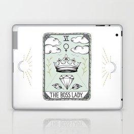 The Boss Lady Laptop & iPad Skin