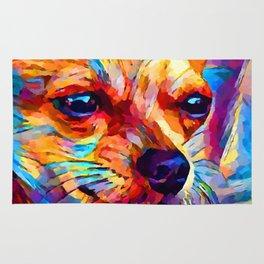 Chihuahua 2 Rug
